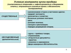 Предварительный договор купли-продажи: причины заключения, обязательные и факультативные условия