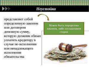Соглашение о штрафной неустойке. Как кредитору не остаться в проигрыше