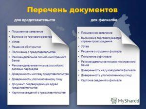 Как подготовить положение о представительстве ООО