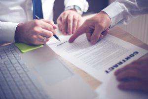 Как защитить договор, который подписали не по правилам
