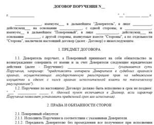 Договор поручительства: что проверить перед подписанием